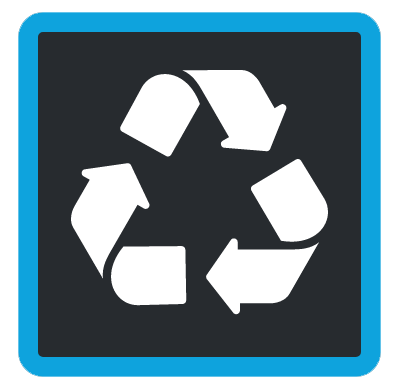 Cleaning and Waste Icon