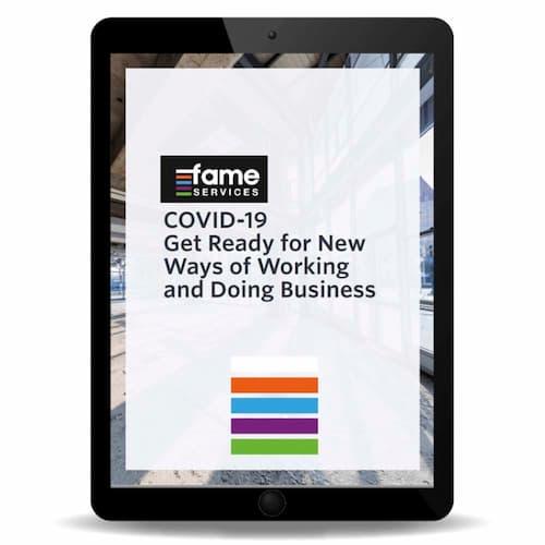 Fame Covid 19 Ipad