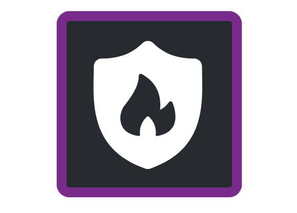 Security and Fire Safety Icon